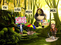 CARAS TRANSFORMADAS