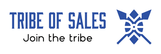 Tribe Of Sales Join The Tribe Logo