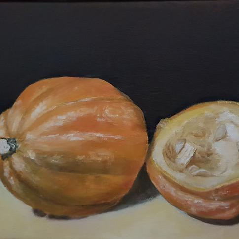 Chestnut Pumpkin