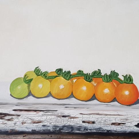 Cherry tomatoes 2