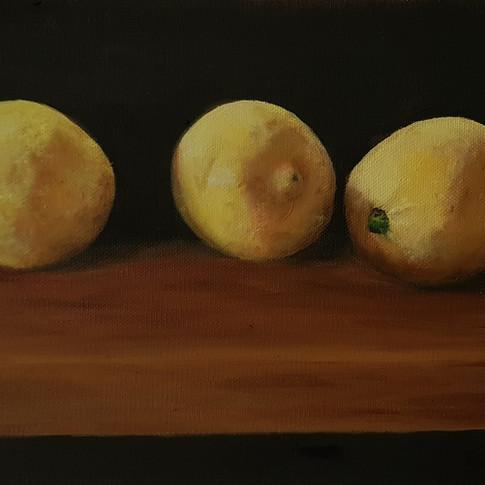 3 lemons