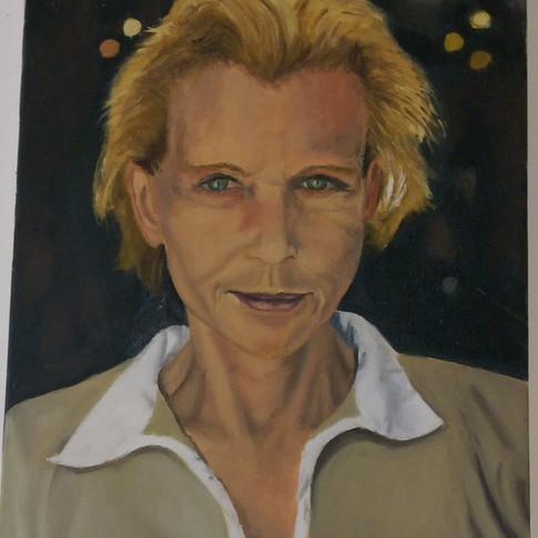 30*40 cm Oil on canvas