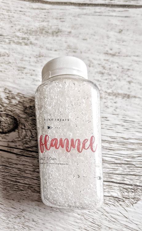 Salt Soak