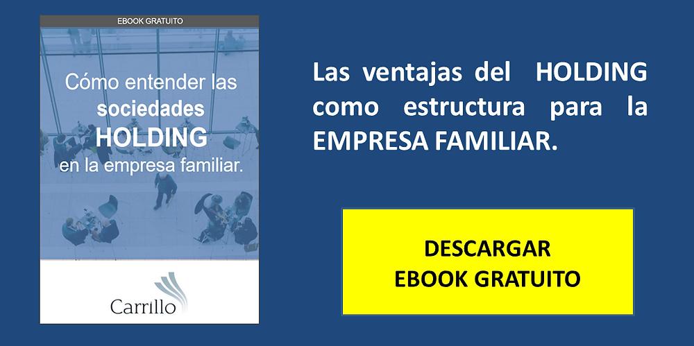 ebook estructura organizativa en la empresa familiar