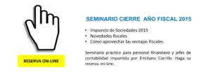 seminario impuesto de sociedades 2015