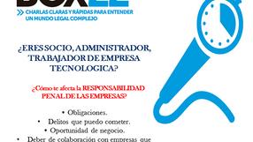 CÓMO TE AFECTA LA RESPONSABILIDAD PENAL DE LAS EMPRESAS TECNOLÓGICAS