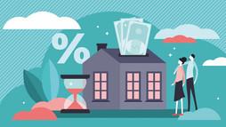 Existe Exención en IRPF de Reinversión en Vivienda Habitual, comprando con préstamo hipotecario