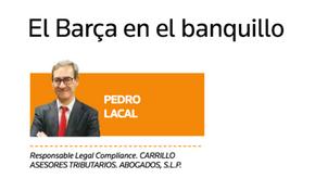 «EL BARÇA EN EL BANQUILLO» por Pedro Lacal