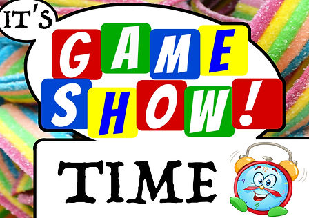 It's game show time