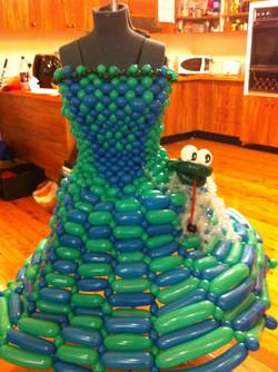Frog Dress