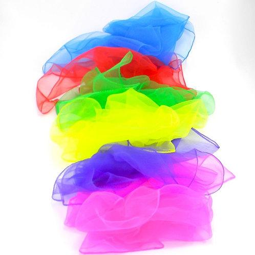 Juggle Scarves.  pack of 3