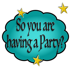 Having a Party?