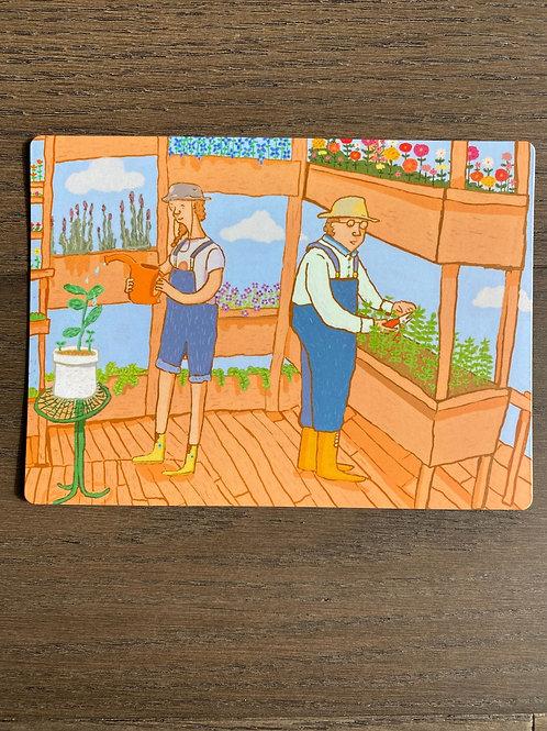 The Gardeners - Magnet