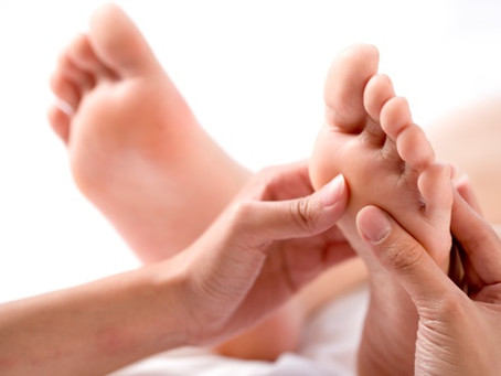 Reflexology for Cancer patients