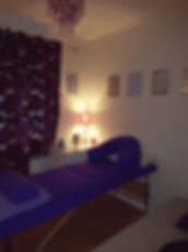 Reflexions holistic therapy room