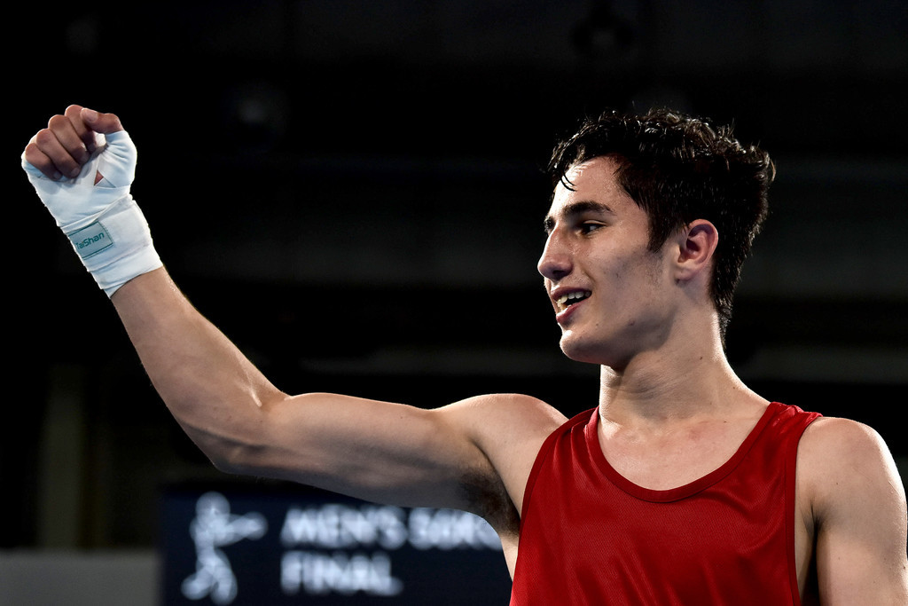 Boxing+Buenos+Aires+Youth+Olympics+Day+1