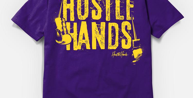 Kelvin King (HustleHands) Team Shirt