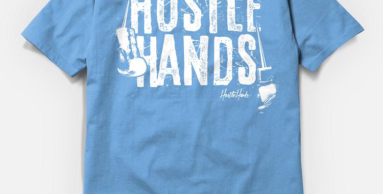 Marcos Escudero (HustleHands) Team Shirt