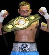 Boxer Alberto Palmetta