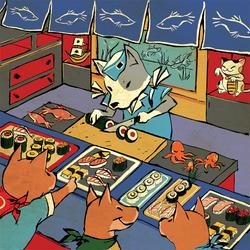 Sushi Inu