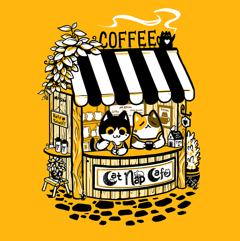 Cat Nap Cafe
