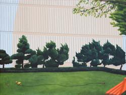 나만아는것,2008,acrylic on canvas,53x40.9cm
