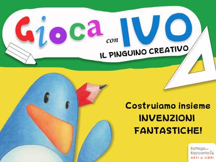 GIOCA CON IVO, IL PINGUINO CREATIVO Tutorial 1