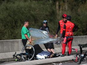 La ley castigará con cuatro años de cárcel huir tras atropellar a un ciclista