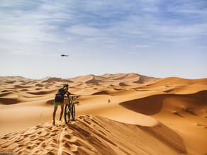 Muere el español Fernando Civera por un fallo cardíaco en la Titan Desert