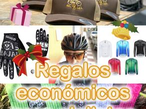 regalos económicos para ciclistas