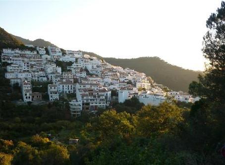 Ruta Ojén (Sierra de las Nieves) Málaga