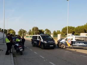 Le abren la cabeza a un ciclista para robarle la bicicleta En Sevilla