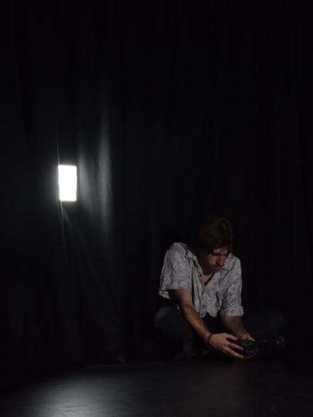 Camera Operator Lachlan Whelan