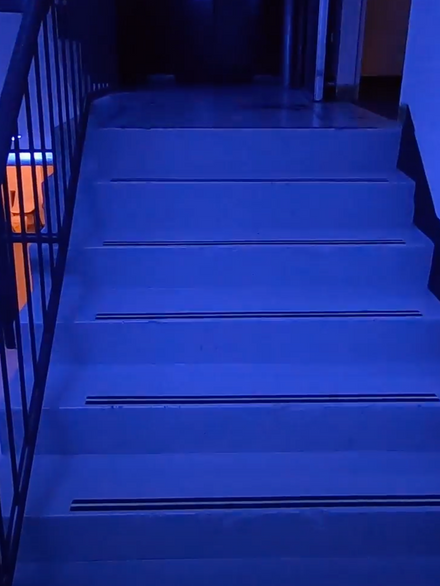Stairwell in Theatre