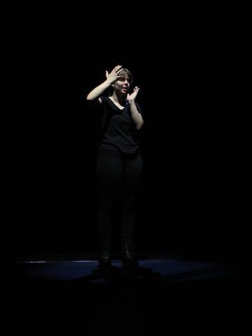 Producer Jodie Hammermeister on Stage