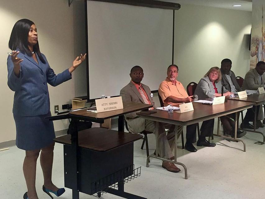 FOX 5 Atlanta and MDJOnline Discuss Sherri Jefferson as Moderator on Justice Reform Panel