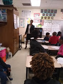 Sherri Jefferson, Kemp Elementary