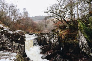 Falling For Scotland