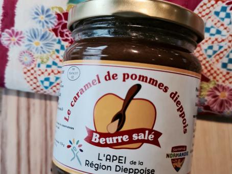 Le Caramel de Pommes dieppois