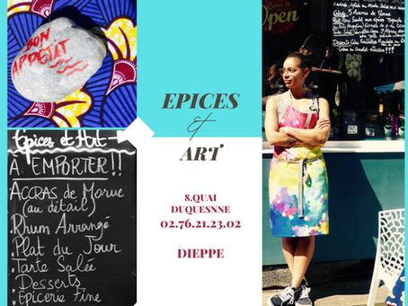 Epices et Art