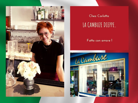 La cambuse « chez Carlotta »