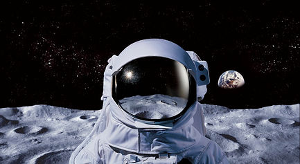 Astronaut contact us copywriter
