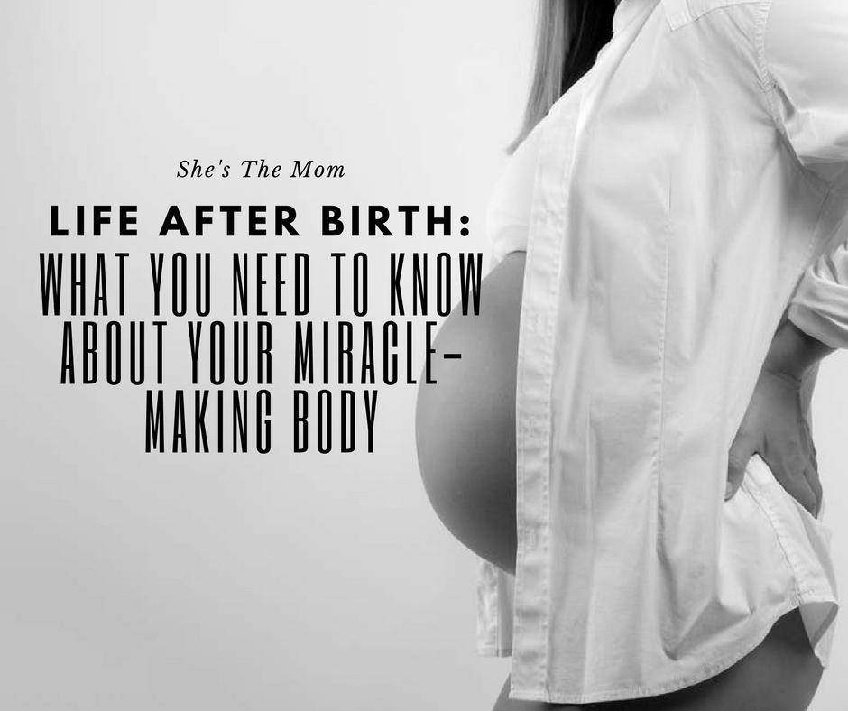 Miracle-Making Body