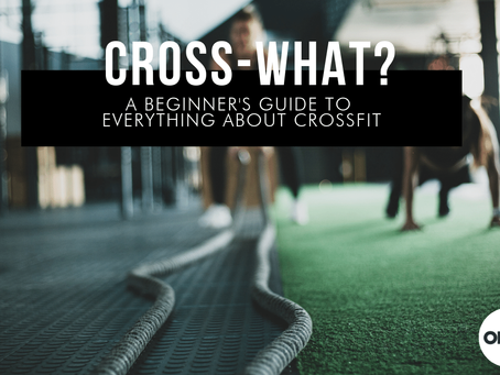 A Beginner's Guide To Everything About CrossFit