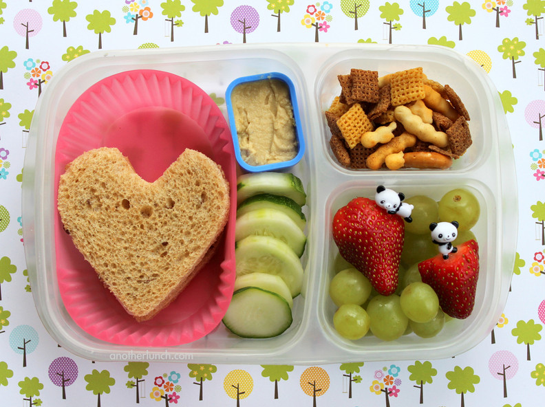 The Ultimate Kids Lunch Box