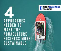 Future of Sustainable Aquaculture