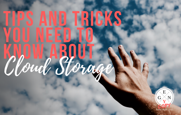 Tips And Tricks You Need To Know About Cloud Storage