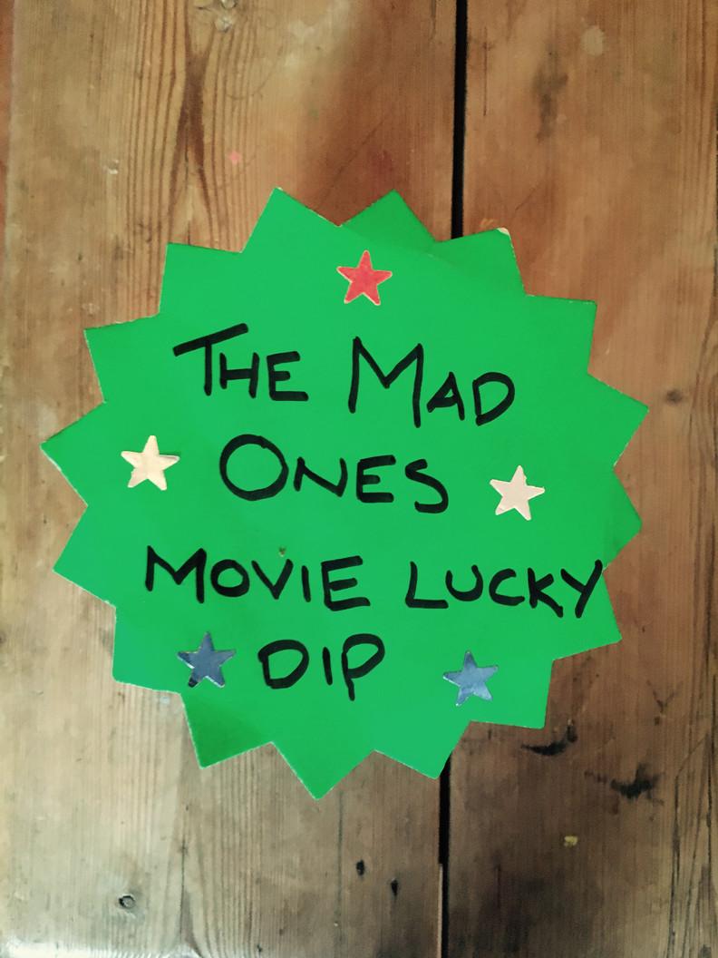 film ideas: how we make movie night totally bonkers.