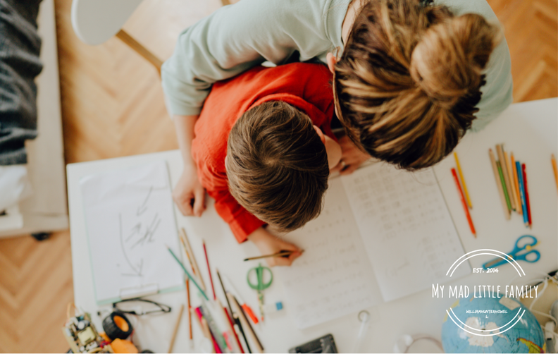 5 Things You Can Do To Help With Homeschooling