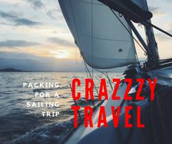 Crazzzy Travel: Sailing Trip